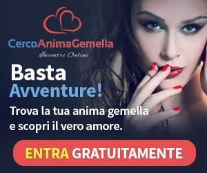 Cerco Anima Gemella